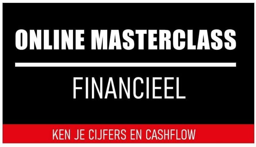 Online Masterclass Financieel Ken Je Cijfers En Cashflow An Vermeulen En Yarlini Coaching