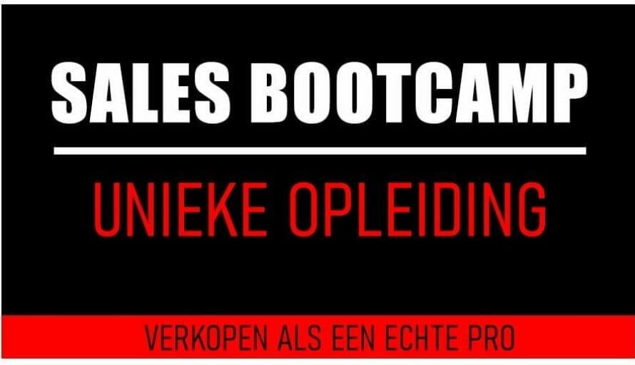 Sales Bootcamp Verkopen Als Een Echte Pro Met An Vermeulen En Yarlini Coaching